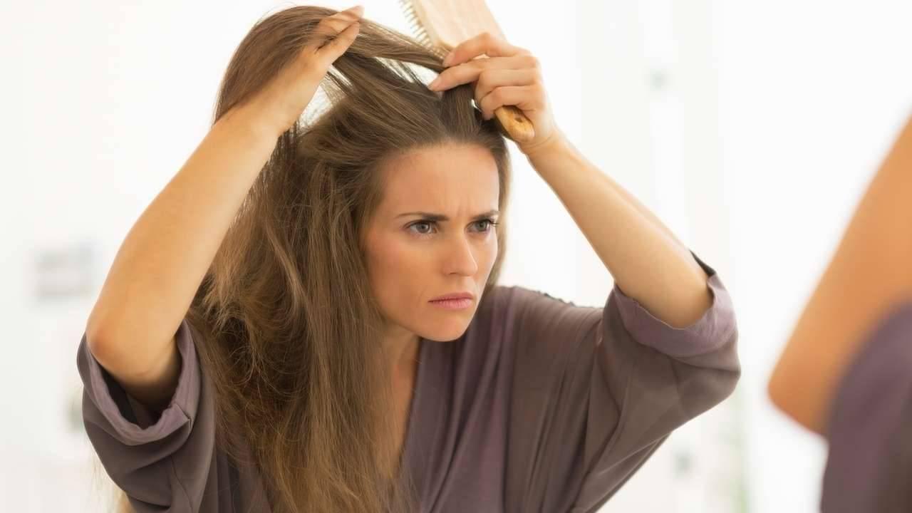 ریزش مو و انواع ریزش مو